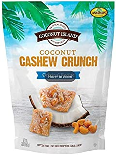 product image for Anastasia Confections Coconut Cashew Crunch Original Recipe - PACK OF 3