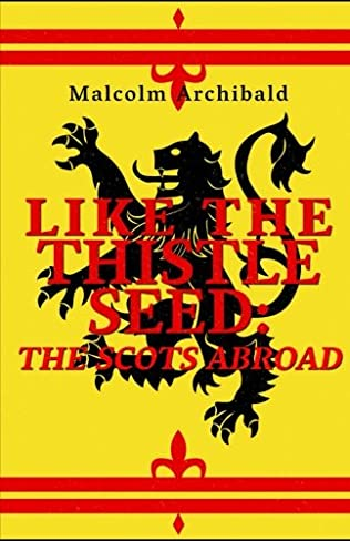 book cover of Like The Thistle Seed
