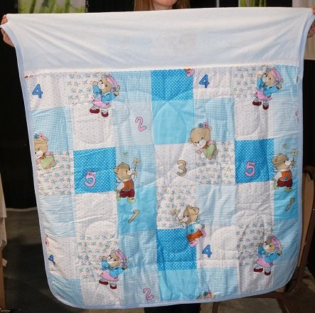 Color Bamboo Prince Children Blanket product image