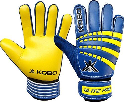 Kobo Elite Pro Football/Soccer Goal Keeper Practice Gloves