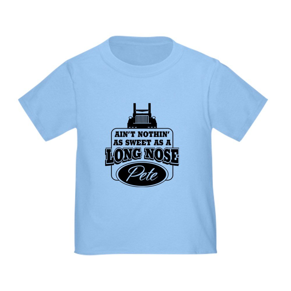 CafePress - Long Nose Pete T-Shirt - Cute Toddler T-Shirt, 100% Cotton