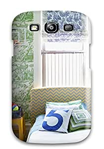GnwbzqF9076dApjT Skin For Iphone 5/5S Case Cover (green And Blue Tartan In Boy8217s Bedroom)