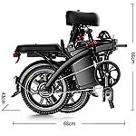 JXH-Electric-City-Bike-Biciclette-Commute-Elettrico-Bici-della-Bicicletta-con-Motore-350W-e-48V-8Ah-Batteria-al-Litio-Tre-modalit-Fino-a-25-kmhBianca