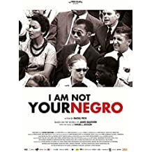I Am Not Your Negro Movie POSTER 27 x 40, Samuel L. Jackson, James Baldwin, B, MADE IN THE U.S.A.