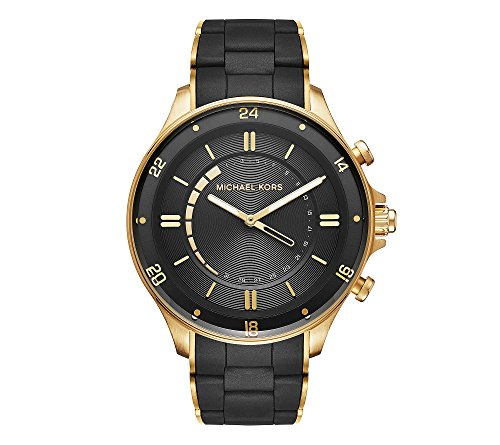 Michael Kors Men's Goldtone Reid Hybrid Watch