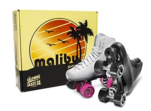 (Sure-Grip Malibu High Top Skate Black sz 7)