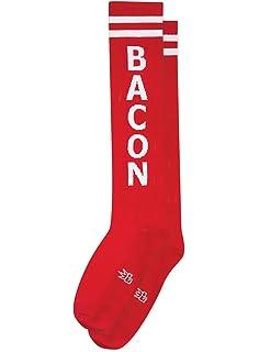 487aac670 Amazon.com  Gumball Poodle Unisex Geek Knee High Socks One Size Blue ...