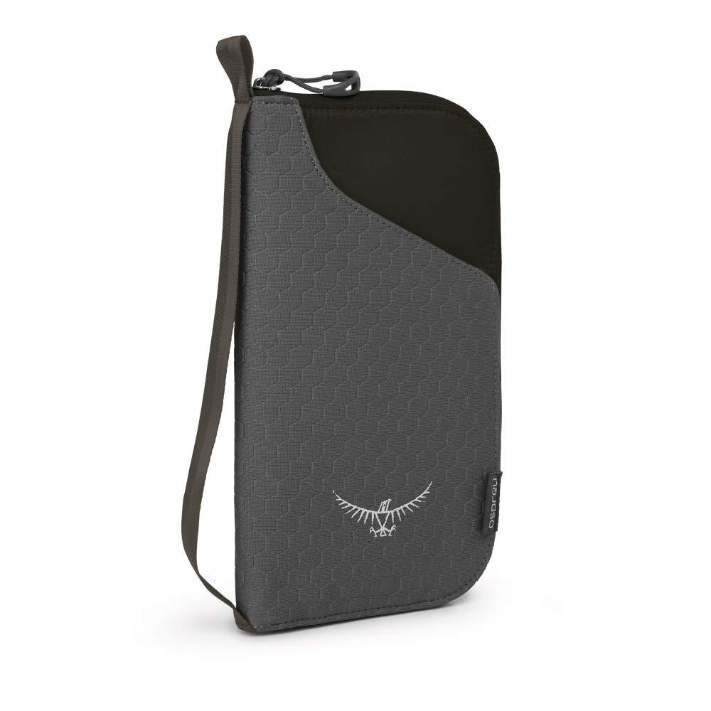Osprey Packs Document Zip, Black, One Size by Osprey