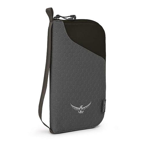 Amazon.com: Osprey Packs Document Zip, Black,