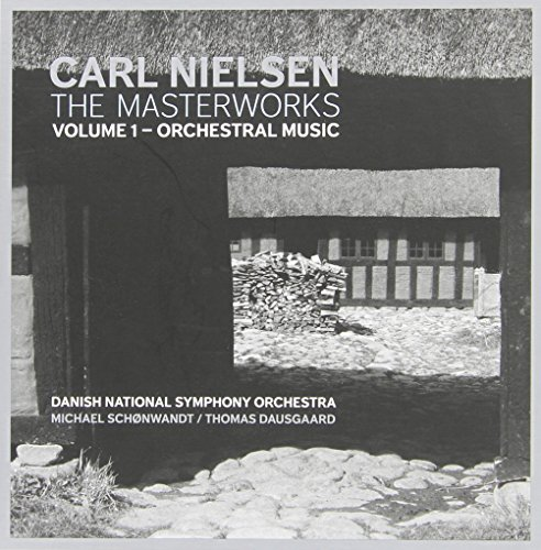 The Masterworks, Vol. 1: Orchestral Music by Dacapo Classical