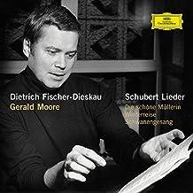 Complete Schubert Lieder