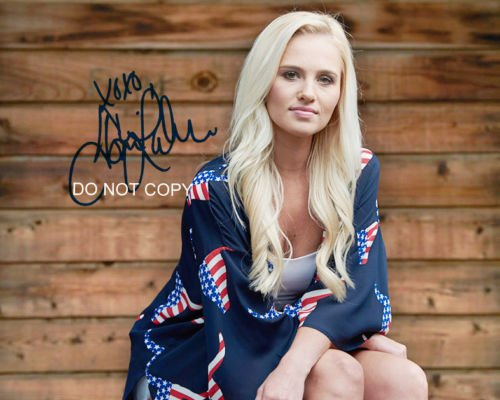 "Tomi Lahren Reprint SIGNED 8x10"" photo RP Fox News TV #4 TheBlaze Autographed"