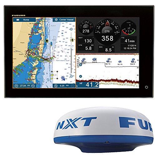 Chartplotter Radar - Furuno 12