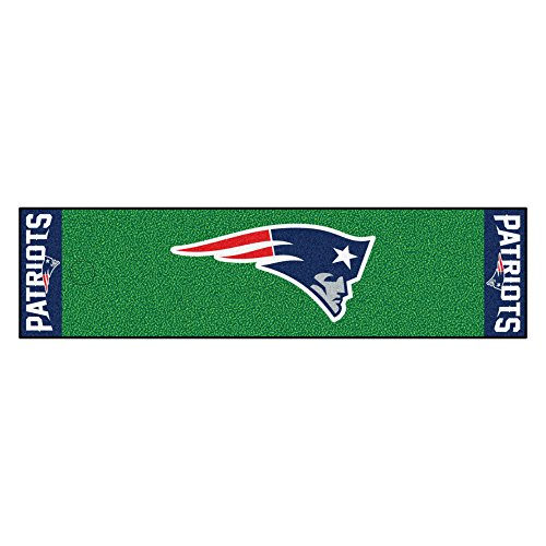 Nfl Putting Green Mat - FANMATS NFL New England Patriots Nylon Face Putting Green Mat