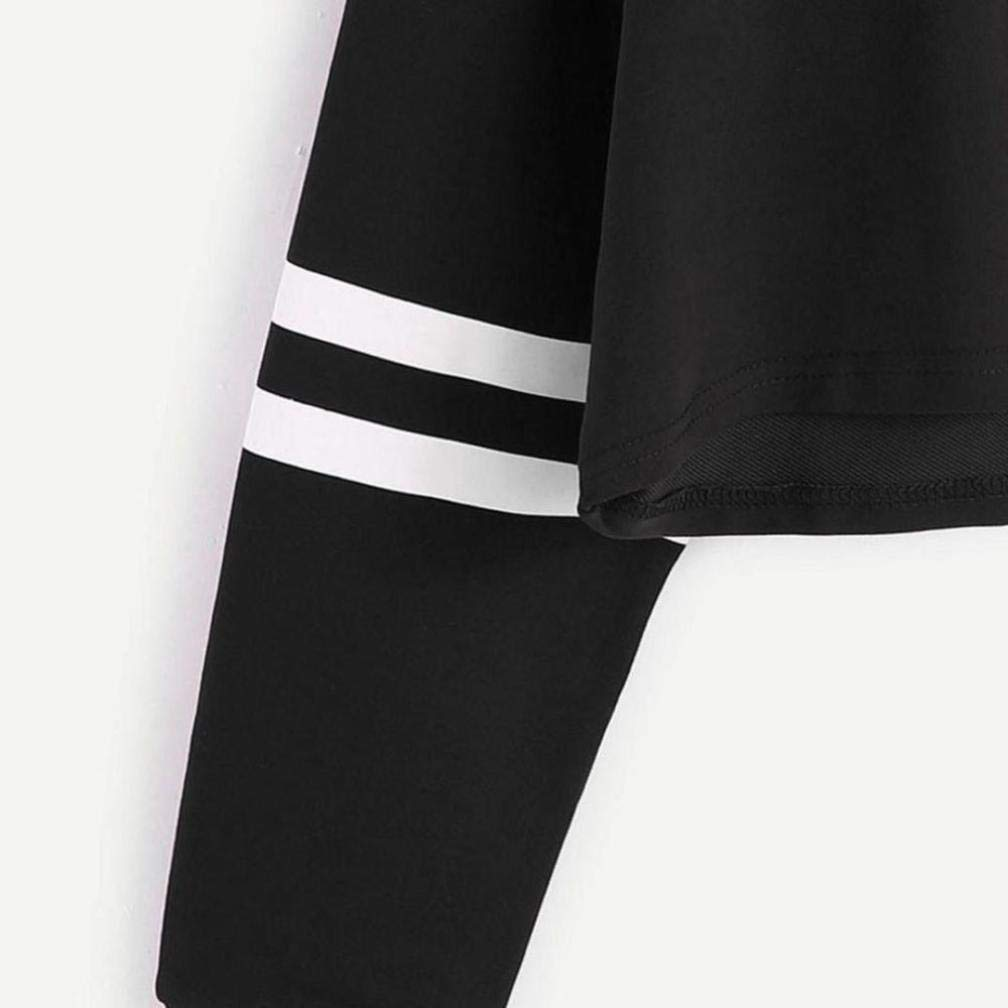 Amazon.com: Big Sale! Women Sweatshirt Daoroka Cotton Long Sleeve Eyes Cute O Neck Autumn Winter Warm Jumper Blouse Sport Tops: Arts, Crafts & Sewing