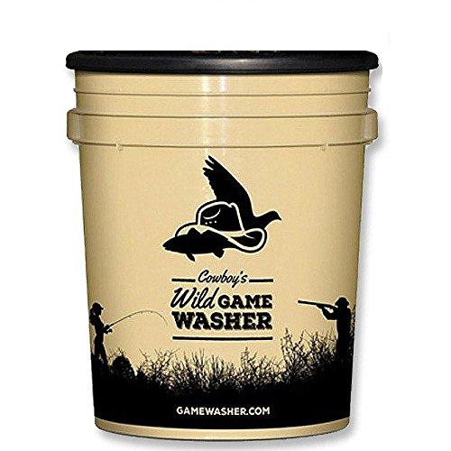 COWBOY'S Wild Game Washer 5 Gallon GW5