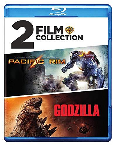 Box Rim - Godzilla - Pacific Rim 2BDpk [Blu-ray]