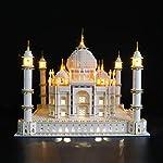 BRIKSMAX Kit di Illuminazione a LED per Lego Creator Taj Mahal,Compatibile con Il Modello Lego 10256 Mattoncini da…  LEGO