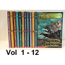 Animorphs Set, Books 1 - 12