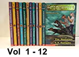img - for Animorphs Set, Books 1 - 12 book / textbook / text book