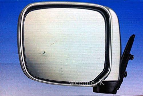 Manual de lado izquierdo espejo retrovisor lateral para Mitsubishi L200 Strada Animal 1995 – 2004: Amazon.es: Coche y moto