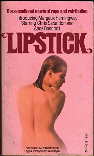 book cover of Lipstick