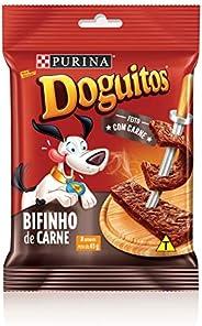 Nestlé Purina Doguitos Petisco Para Cães Bifinho Carne 65g