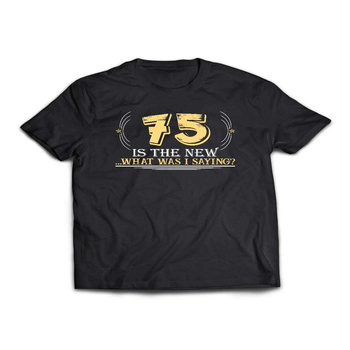 75th Birthday Gift The New 75 Gag Birthday Joke Gift Idea 9229 Shirts