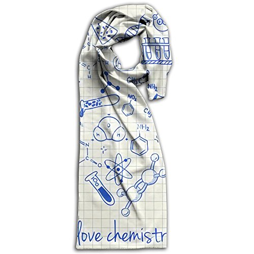 Doppyee Love Chemistry Super Soft Classic Cashmere Pashmina Feel Winter Scarf For Men And Women by Doppyee (Image #1)