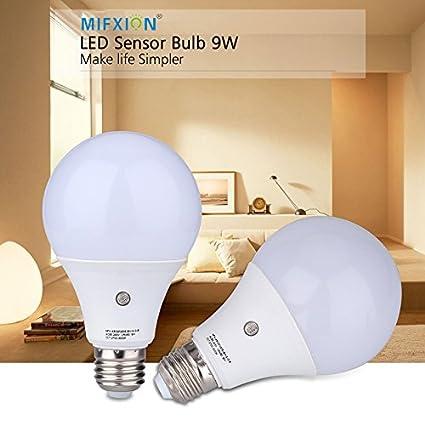 2 pack dusk to dawn light sensor bulb e27 9w lamp post sensor 2 pack dusk to dawn light sensor bulb e27 9w lamp post sensor security aloadofball Choice Image