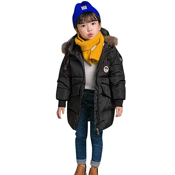 07521fe1377 Zerototens Unisex Kids Coat,1-6 Years Old Toddler Baby Boys Girls ...