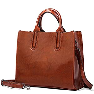 COCIFER Women Top Handle Satchel Handbags Shoulder Bags Tote Purse