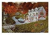 Mountain High - Art Poster (Artist: Tom Masse) (Size: 32