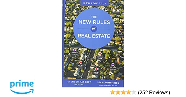 Zillow Talk: The New Rules of Real Estate: Spencer Rascoff
