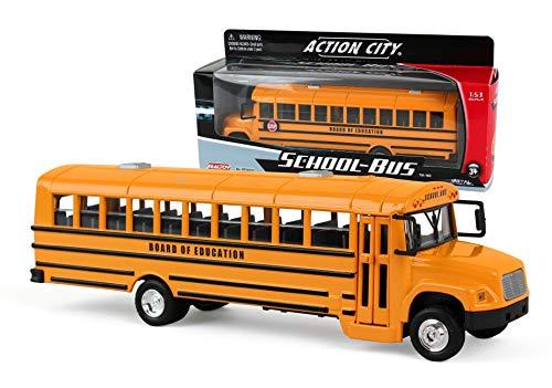 Action City School Bus