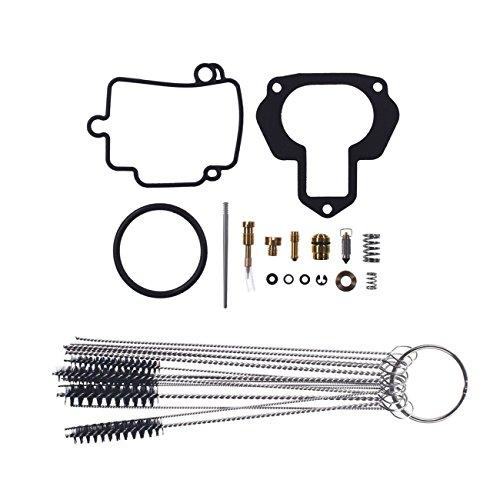 JRL NEW For Yamaha Big Bear 350 YFM350FW Carburetor 89-97 Carb Rebuild Kit Repair ()