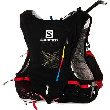 photos officielles 04eb3 10fe7 Amazon.com : Salomon Unisex Advanced Skin S-Lab 5 Set Pack ...