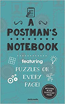 A Postman's Notebook: Featuring 100 puzzles