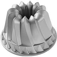 Nordic Ware Kugelhopf Bundt Cake Pan, Gray, 59937