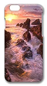 ACESR Best iPhone 6 Cases, Rocky Sunview PC Hard Case Cover for Apple iPhone 6 (4.7 INCH) - 3D Design iPhone 6 Case
