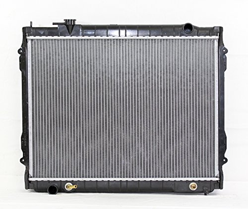 Radiator - Pacific Best Inc For/Fit 1778 Toyota Tacoma Pickup 2 Wheel Drive AT 4 Cylinder 2.4L PT/AC