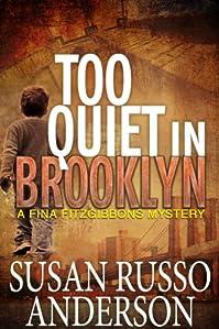 Too Quiet In Brooklyn by Susan Russo Anderson ebook deal