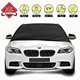 Windshield Cover for Ice and Snow - Car Windshield Snow Cover - Frost Snow Ice Waterproof Windproof Dustproof Outdoor protector Car Covers Fits Most Car, SUV, Truck, Van (83.46