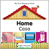 My First Bilingual Book–Home (English–Portuguese)