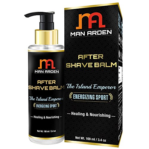 Man Arden After Shave Balm – The Island Emperor