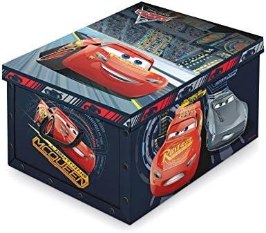 Domopak Living 8001410071965 Caja de con Asas Disney, Papel cartón ...