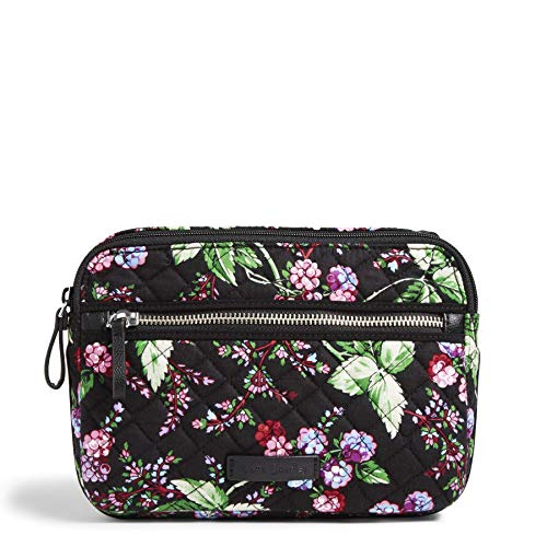 Vera Bradley Iconic Little Crossbody (Vera Travel Wallet)
