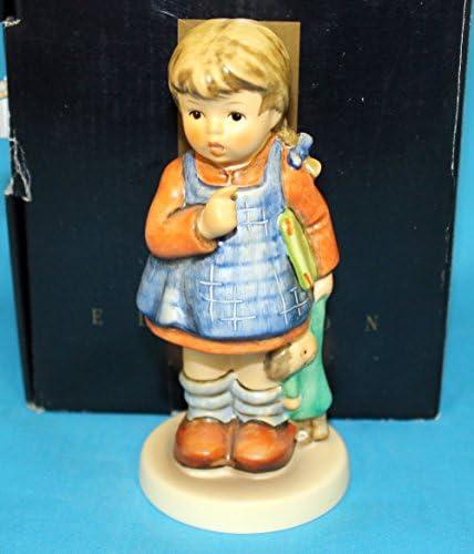 Hummel Goebel Figurine I Wonder Hum 486