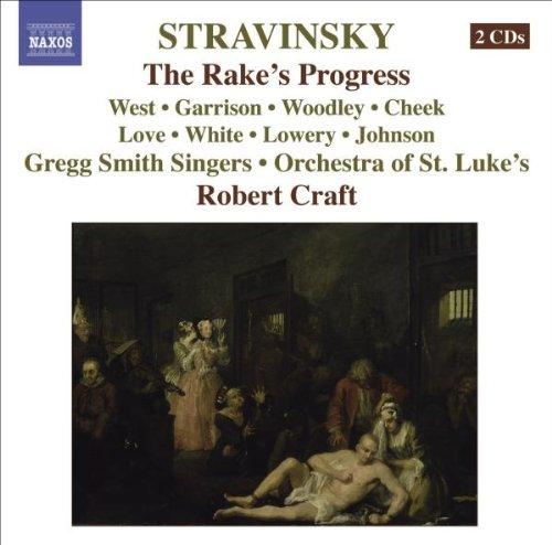 Igor Stravinsky: The Rake's Progress (Stravinsky Craft Robert)