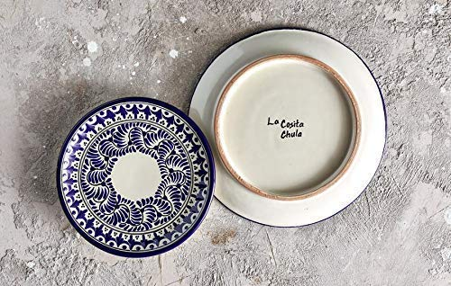 Mexican Handmade Talavera Dinnerware Set Service for 4 ()